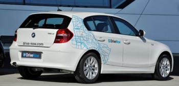 BMW von Drivenow